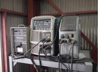 TIG/MIG溶接機